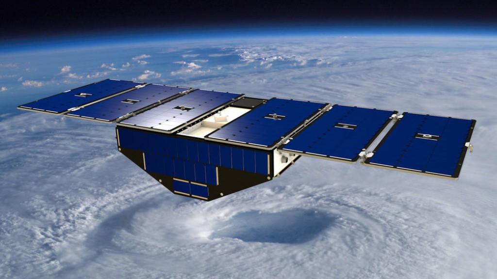 Nowe podejście w obserwacji huraganów