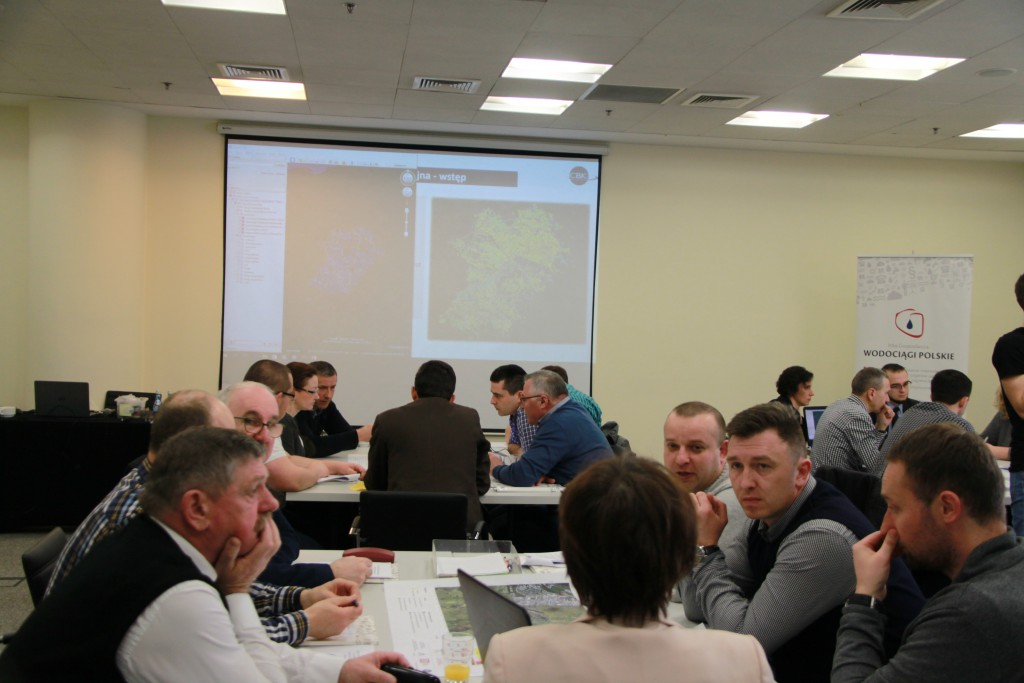 Simulation Game for Water Supply and Sewerage Companies in Warsaw