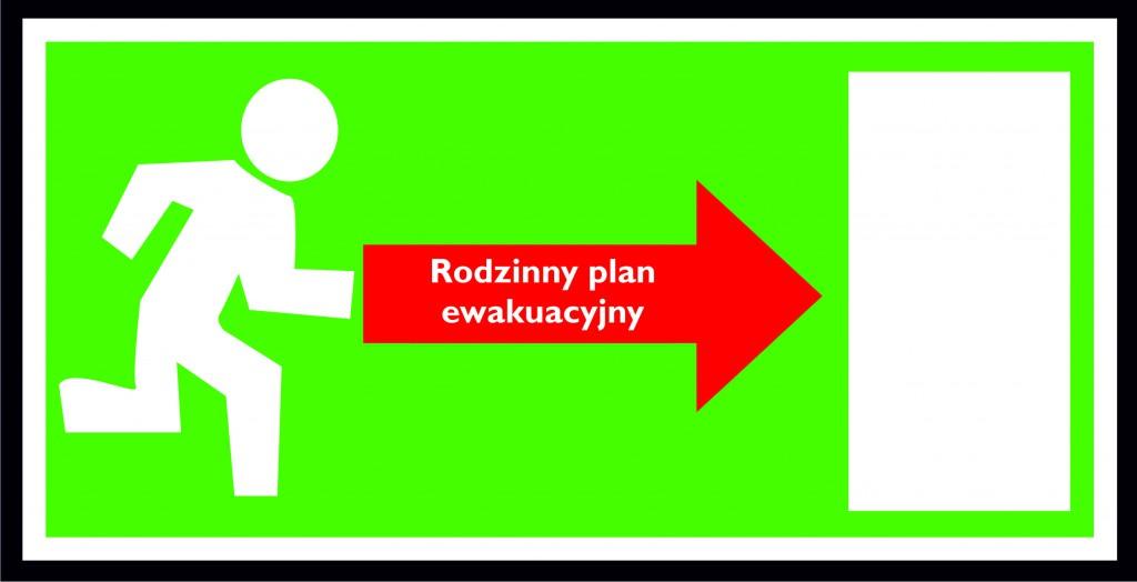 Rodzinny plan ewakuacyjny